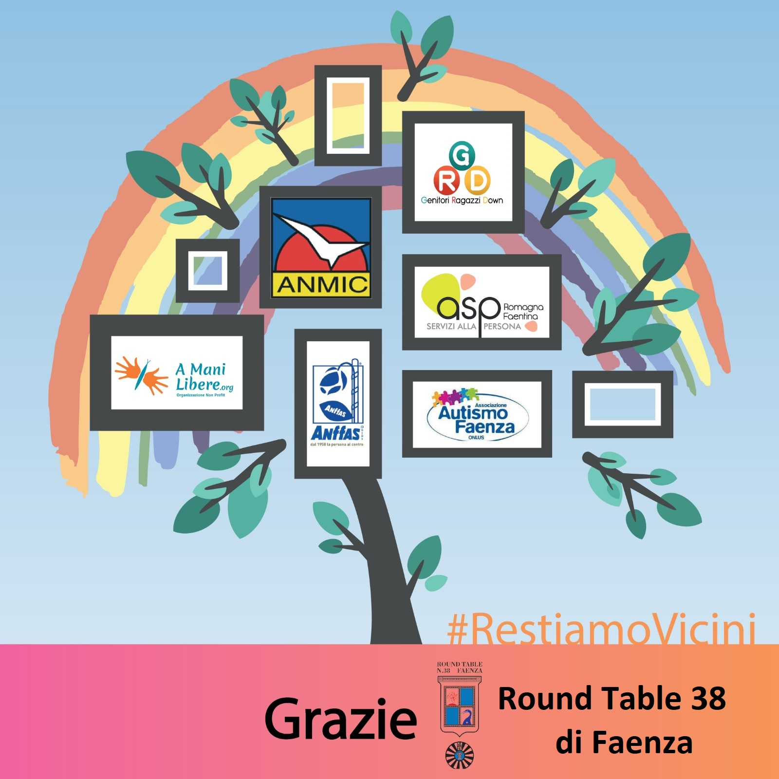Grazie Round Table