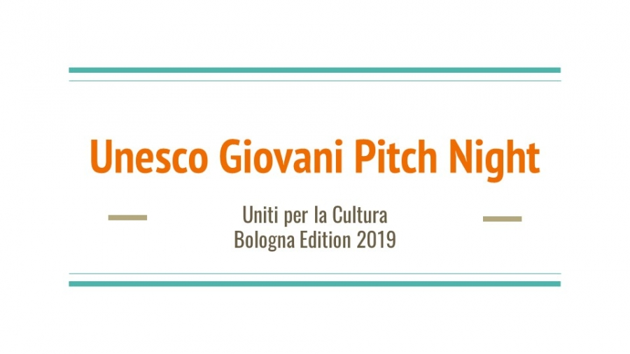 Pitch Night 2019 proposta sponsorizzazione light